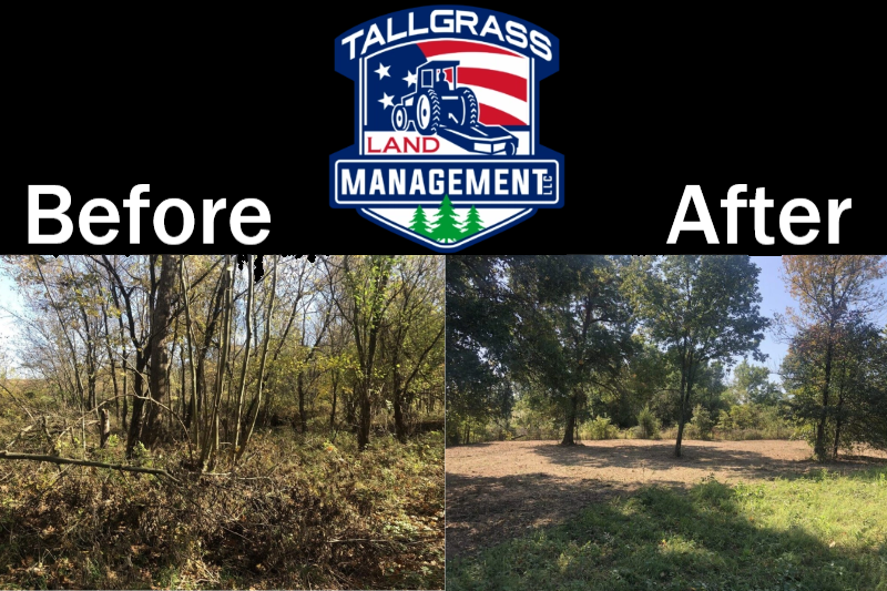 Forestry mulching in Missouri is a method of clearing land that leaves behind a fine layer of mulch which is both functional and aesthetically pleasing.